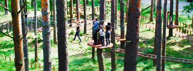 Nuotykių parkai