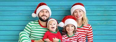Kalėdinės dovanos šeimai