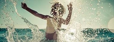 Vandens pramogos