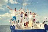 Plaukimas laivu: pramoga mėgstantiems ramų laisvalaikį