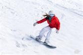 """PRAMOGAUTOJAI IŠBANDO: slidinėjimas """"Snow arenoje"""""""