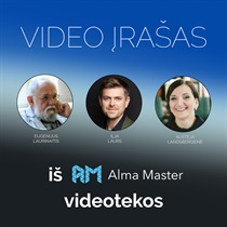 """""""MasterClass"""" mokymų vaizdo įrašas"""