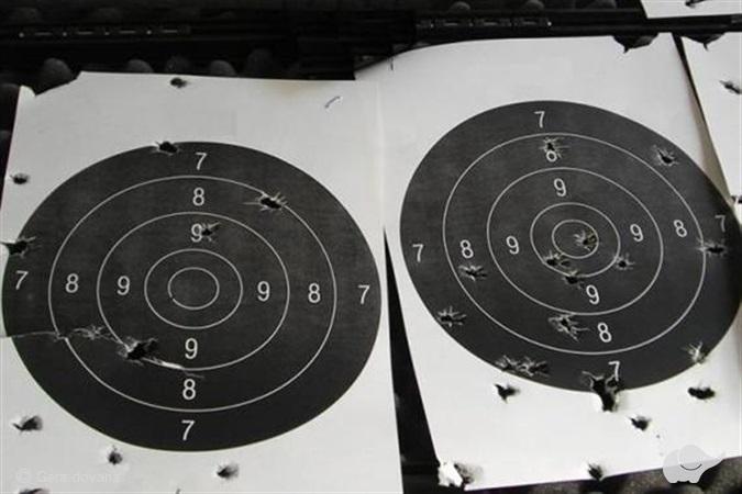 Ekstremalus šaudymas iš kovinių ginklų