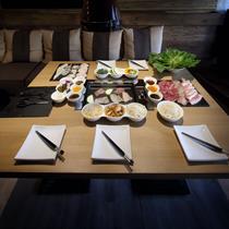 Sakura BBQ: pasigaminkite patiekalą patys!