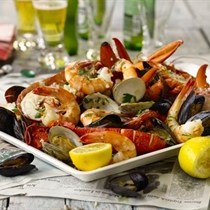 "Vakarienė restorane ""Piccola Italia"" dviem"