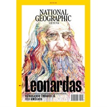 """National Geographic Lietuva"" prenumerata"