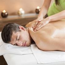 Viso kūno antistresinis masažas VYRAMS