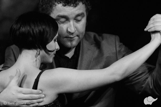 Argentinietiško tango pamokos