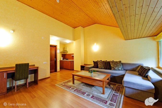 2 nakvynės + SPA viešbutyje PALANGA PARK HOTEL | Gera dovana