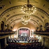 Koncertas nacionalinėje filharmonijoje