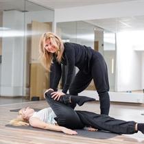 Treniruočių abonementas + masažai