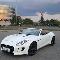 Priversk riaumoti JAGUAR F-TYPE S!