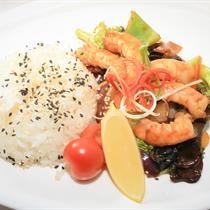 Japoniška arba korėjietiška vakarienė