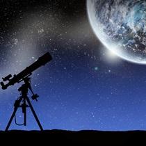 Naktinis žvaigždžių stebėjimas šeimai