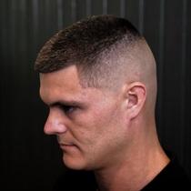 """Plaukų kirpimas salone """"Brutal Barber"""""""