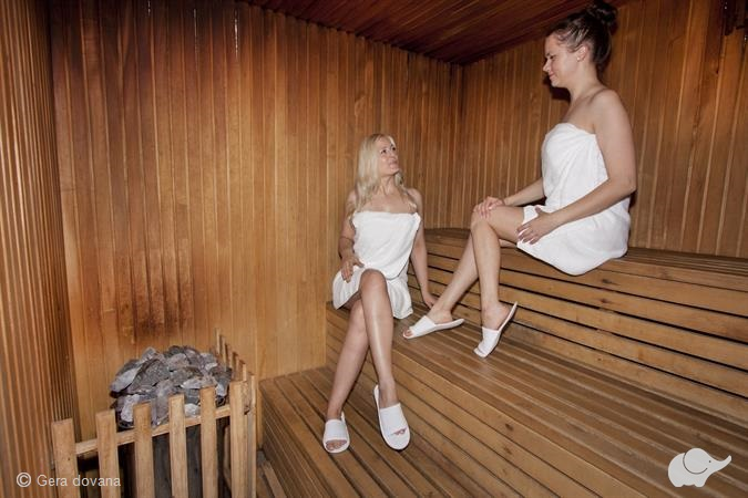 Nakvynė viešbutyje prie jūros ir   SPA malonumai
