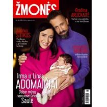 Žurnalo ŽMONĖS prenumerata