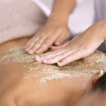 Aromaterapinis kūno šveitimas PEVONIA