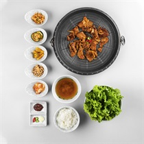 Korėjietiško grilio ritualas