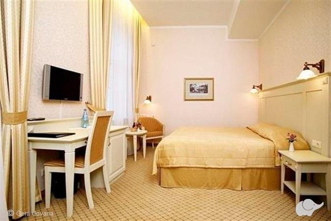 """Nakvynė viešbutyje """"Europa Royale   Druskininkai"""" ir VIP pirčių kompleksas"""
