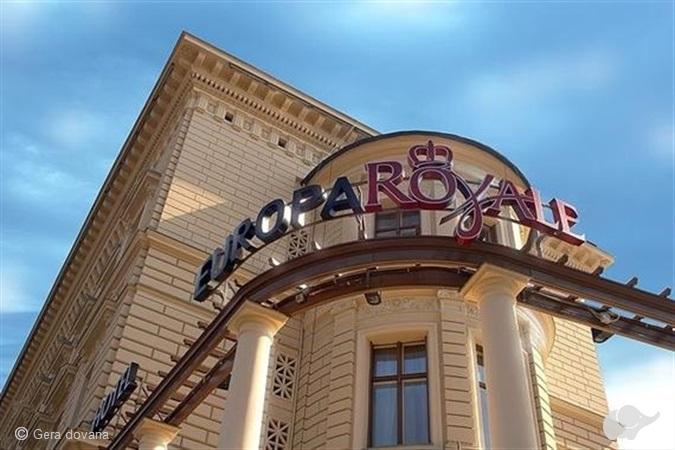 "Romantiška nakvynė ""Europa Royale Riga"""