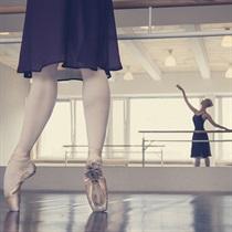 Privati baleto pamoka suaugusiam ar vaikui