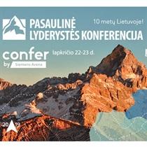 Pasaulinės lyderystės konferencija