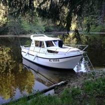 Apžvalginis plaukimas laivu Kauno mariose