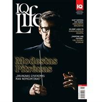 """Žurnalo """"IQ LIFE"""" prenumerata"""