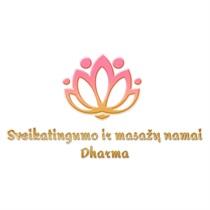 """Masažų namų """"Dharma"""" dovanų čekis"""