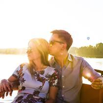 Romantiškas plaukiojimas laivu Trakuose