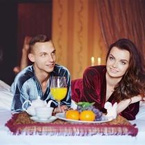 Atpalaiduojanti nakvynė romantikos tvirtovėje