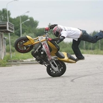 Sportinio motociklo vairavimas nuo A iki Z