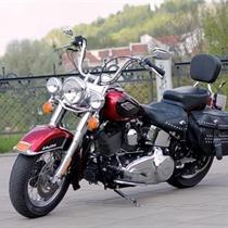 """Pasivažinėjimas """"Harley-Davidson"""" motociklu"""