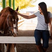 Asmenybės ugdymo mokymai su žirgais