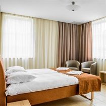 Poilsis Palangos kempingo viešbutyje