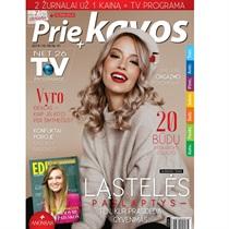 """Žurnalo """"Prie kavos"""" prenumerata"""