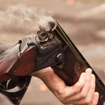 Šaudymas į skrendančias lėkštutes Vilniuje