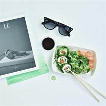 """Vakarienė restorane """"Sushi Express"""""""