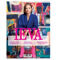 Žurnalo IEVA prenumerata