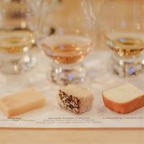 Degustacija: viskis ir sūris