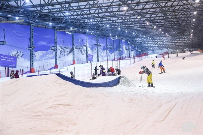 4 val. slidinėjimas + įrangos nuoma