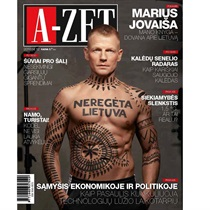"""""""A-ZET"""" prenumerata"""