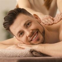 Viso kūno masažas vyrams