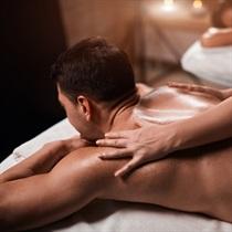 """Kinų masažas JAM """"Pažadink vyro energiją"""""""