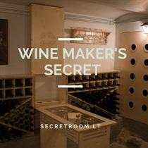 Pabėgimo kambarys: Vyno gamintojo paslaptis