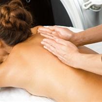 Giliųjų raumenų masažas pajūryje
