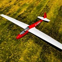 Akrobatinis-pažintinis skrydis sklandytuvu
