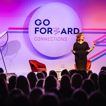 "Moterų lyderystės konferencija ""Go Forward"""