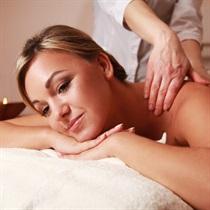 Atstatomasis nugaros, pečių, kaklo masažas